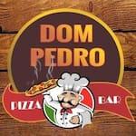 Logotipo Dom Pedro Bar e Pizzaria