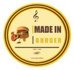 Logotipo Made in Burger