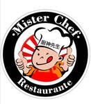Logotipo Mister Chef