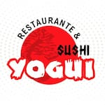 Logotipo Restaurante de Sushi Yogui