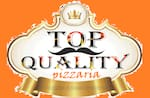 Logotipo Pizzaria Top Quality