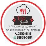 Logotipo Top Grill Restaurante