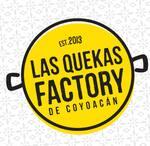 Logotipo Las Quekas Factory De Coyoacan  Suc Sur 12