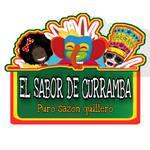 Logotipo El Sazón de Curramba