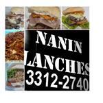 Logotipo Nanin Lanches
