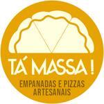 Logotipo Tá Massa!