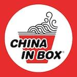 Logotipo China in Box - Camboriú