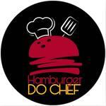 Logotipo Hamburgueria do Chef