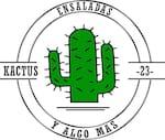 Logotipo kactus 23