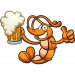 Logotipo Crazy Shrimp