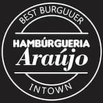 Logotipo Hamburgueria Araujo