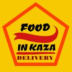 Logotipo Food in Kaza