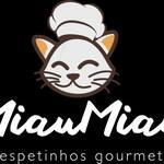 Logotipo Miau Miau Espetinhos