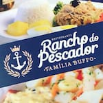 Logotipo Rancho do Pescador