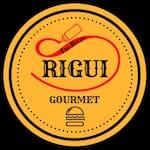 Logotipo The Burger Riguis