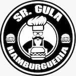 Logotipo Sr. Gula Hamburgueria