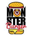Logotipo Monster Burger
