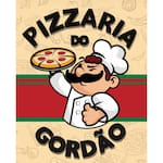 Logotipo Pizzaria do Gordão