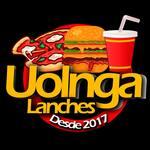 Logotipo Uolnga Pizzaria e Lanches