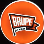Logotipo Brupe Diner