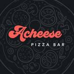 Logotipo Acheese Pizza Bar