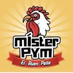 Logotipo Mister Pym El Buen Pollo