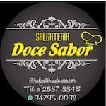 Logotipo Salgateria Doce Sabor
