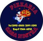 Logotipo Pizzaria Casa Nostra