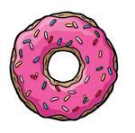 Logotipo Sweet Donuts Floripa