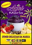 Logotipo Delicias da Maria