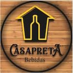 Logotipo Casa Preta Bebidas