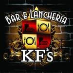 Logotipo Lancheria e Churrasco Kf
