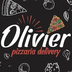 Logotipo Olivier Pizzaria