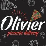 Logotipo Olivier Pizzaria