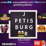 Logotipo J Petisburg Delivery