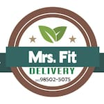 Logotipo Mrs. Fit Delivery Formosa