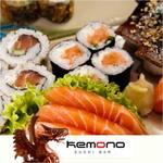 Logotipo Kemono Sushi