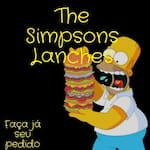 Logotipo The Simpsons Lanches