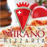 Logotipo Pizzaria Mirano