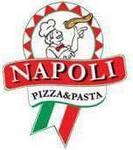 Logotipo Napoli Pizza & Pasta Torres