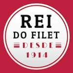 Logotipo Rei do Filet - Centro