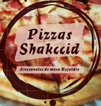 Logotipo Pizzas Shakccid