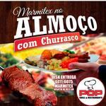 Logotipo Pop Grill Restaurante