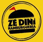 Logotipo Zé Dini Hamburgueria