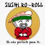 Logotipo Sushi Ro Roll
