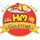 Logotipo H M Pizzaria
