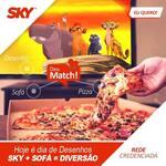 Logotipo Pizzaria: Bom Sabor