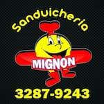 Logotipo Mignon Sanduicheria