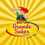 Logotipo Pizzaria Grande Sabor