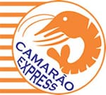 Logotipo Camarão Express | Shopping Mueller